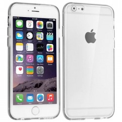 Coque Silicone Transparente IPHONE 6/6S Protection Gel Souple Invisible APPLE