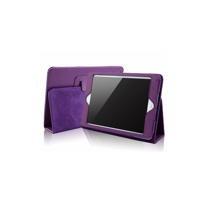 Housse de protection coque pliable folio ipad 2 simili for Housse protection ipad 2