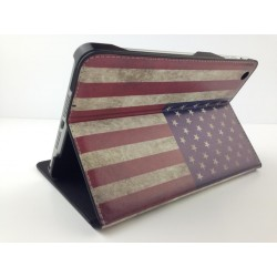 Housse de Protection / Coque Drapeau / Carte Postale IPAD Mini APPLE