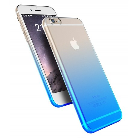 coque iphone 6 ciliconne colorés