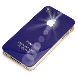 Coque Arrière avec Logo APPLE IPHONE 4/4S Couleurs Arrière D'origine
