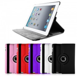 Housse de Protection / Coque Rotation 360° IPAD Mini 2 Simili-Cuir APPLE