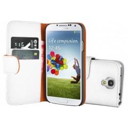 Coque Portefeuille Wallet SAMSUNG Galaxy S4 i9500 Couleurs Housse Etui