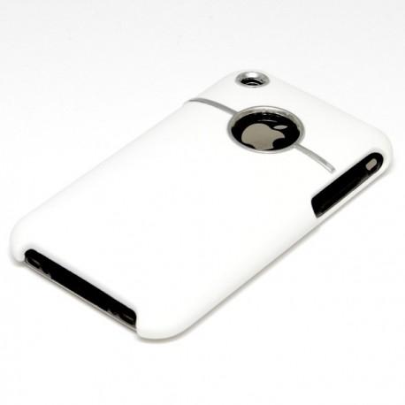 Coque Silver Line IPHONE 3/3GS Couleurs Housse Etui