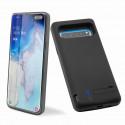 """Coque Batterie Chargeur pour """"SAMSUNG Galaxy S10E"""" Power Bank 6000mAh Secours Slim (NOIR)"""