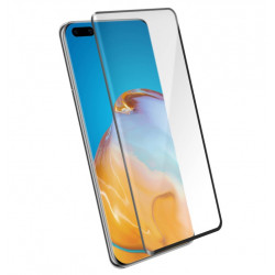 "Film Verre Trempe pour ""HUAWEI P40 Pro"" Incurve 3D Ecran Incassable 9H+ Protection 0,33mm Transparent"