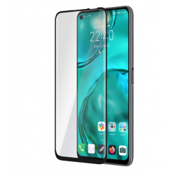 "Film Verre Trempe pour ""HUAWEI P40 Lite"" Incurve 3D Ecran Incassable 9H+ Protection 0,33mm Transparent"