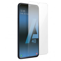 "Film Verre Trempe pour ""SAMSUNG Galaxy A40"" Incurve Ecran Incassable 9H+ Protection 0,33mm Transparent 2,5D"