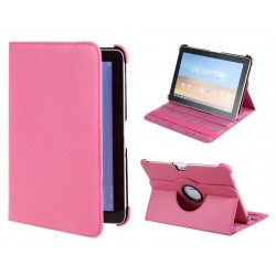 Coque Rotation 360° SAMSUNG Note 10.1 Tablette Simili-Cuir Housse de Protection Etui