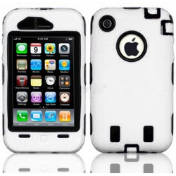 Coque Builders IPHONE 3/3GS Couleurs Housse Etui