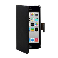 Coque Portefeuille IPHONE 5C APPLE Housse Etui Cartes Billets