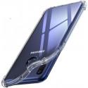 "Coque Silicone Anti-Chocs pour ""SAMSUNG Galaxy A20e"" Transparente Protection Gel Souple"