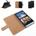Coque Portefeuille HTC Desire 820 Housse Etui Cartes Billets
