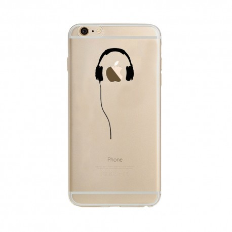 coque iphone 6 ecouteur