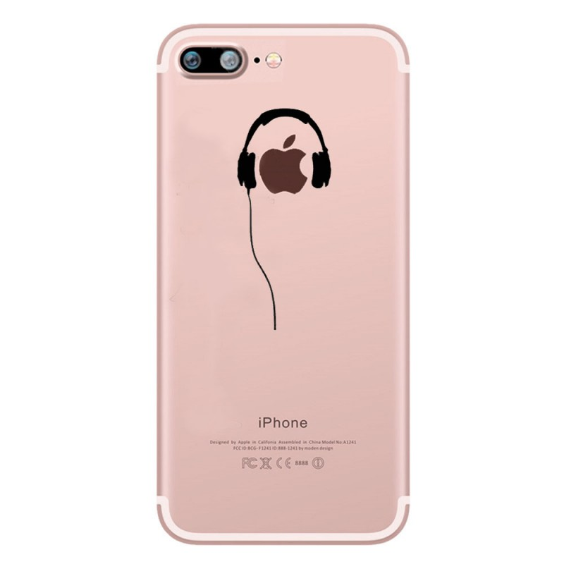 coque iphone 7 souple