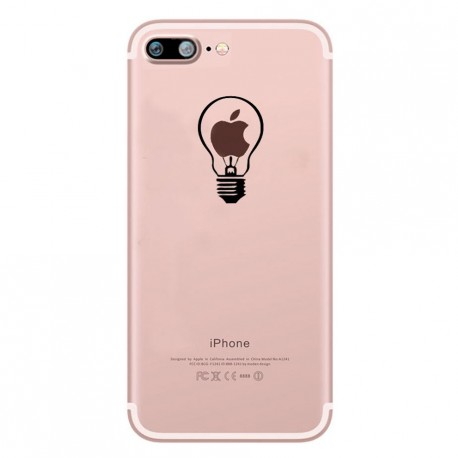 coque iphone 7 lumiere