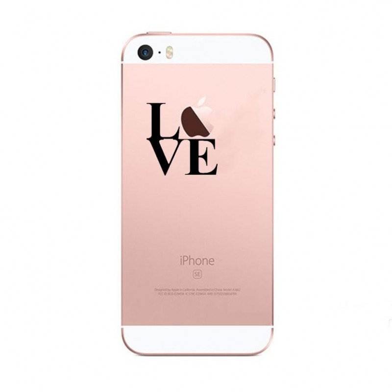 coque iphone 6 transparente pomme