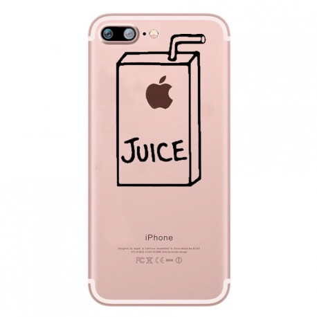 coque iphone 7 en silicone souple