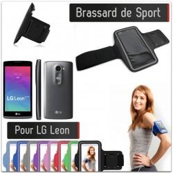 Brassard Sport LG Leon Housse Etui Coque T3