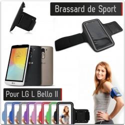 Brassard Sport LG L Bello II Housse Etui Coque T5