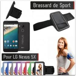 Brassard Sport LG Nexus 5X Housse Etui Coque T6