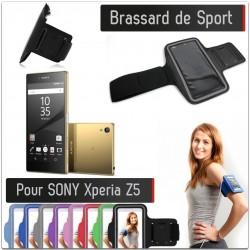 Brassard Sport SONY Xperia Z5 Housse Etui Coque T6