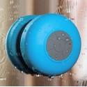 Enceinte Waterproof Bluetooth pour SAMSUNG Galaxy S6 Smartphone Ventouse Haut-Parleur Micro Douche Petite