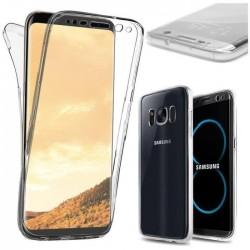 Coque Silicone Intégrale SAMSUNG Galaxy S8 PLUS (+) Transparente Protection Gel Souple