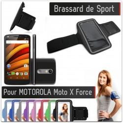 Brassard Sport Motorola Moto X Force Housse Etui Coque T6
