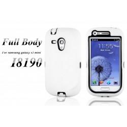 Coque Builders SAMSUNG Galaxy S3 Mini i8190 Couleurs Housse Etui