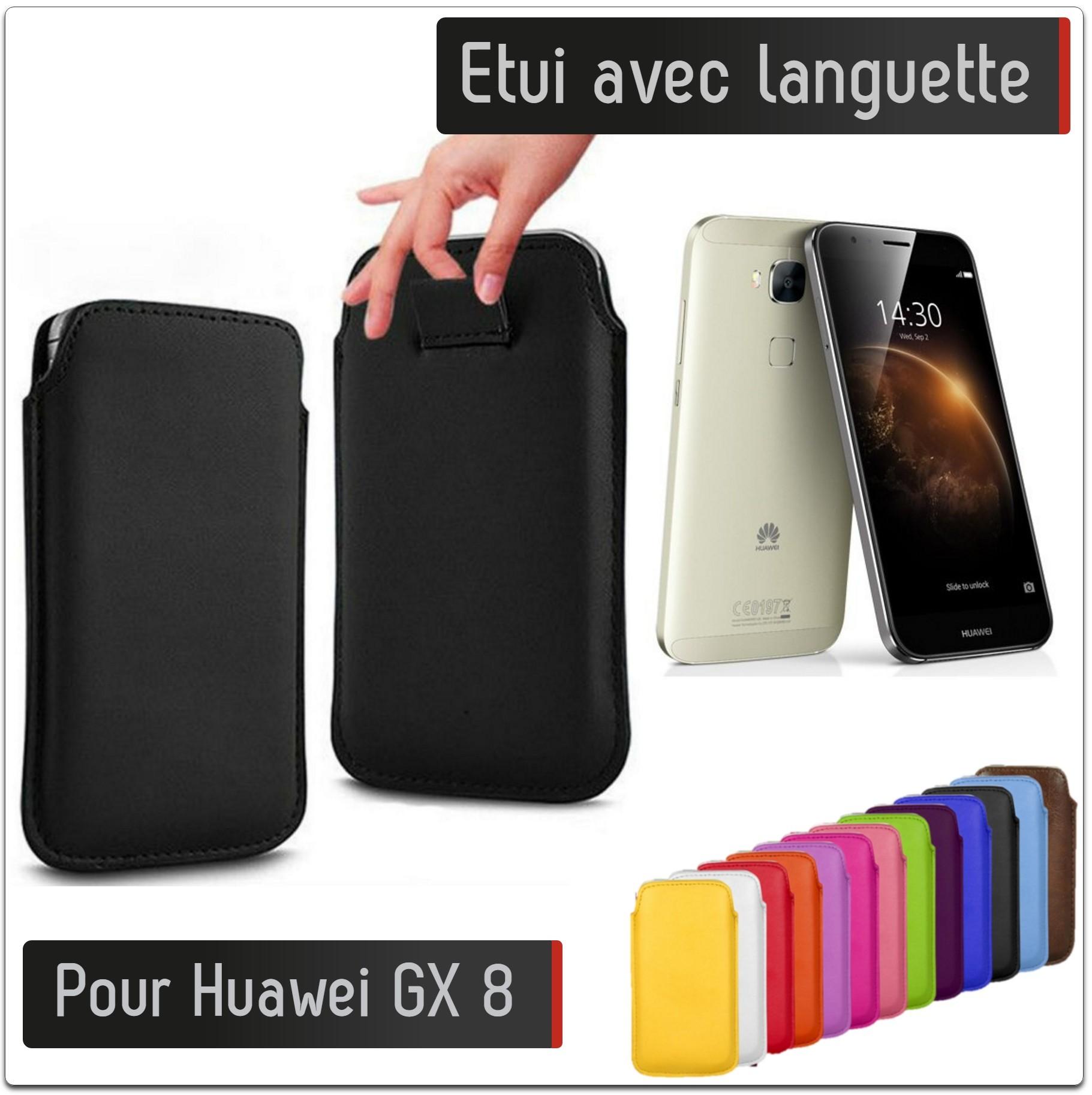 coque huawei gx8