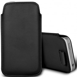 Pochette avec Languette IPHONE 4/4S Simili-cuir Pull up Etui Coque Housse